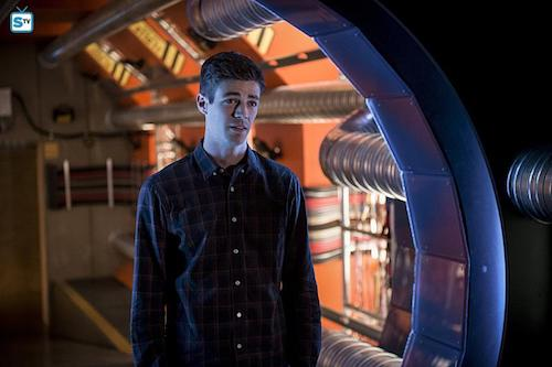 Grant Gustin Killer Frost The Flash