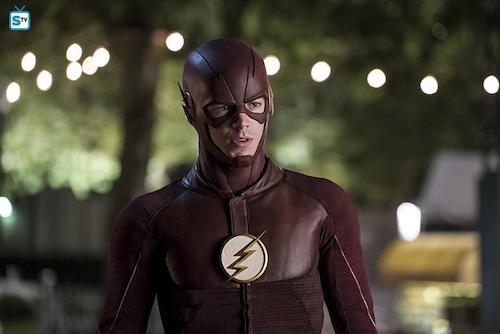 Grant Gustin Shade The Flash
