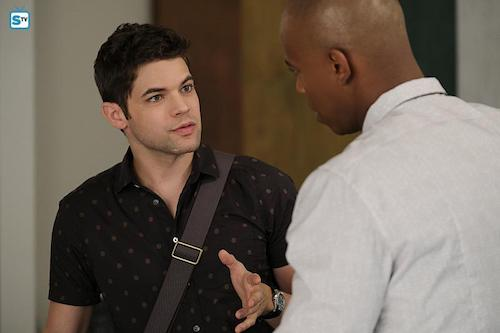 Jeremy Jordan Mehcad Brooks The Darkest Place