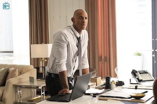 Mehcad Brooks The Darkest Place