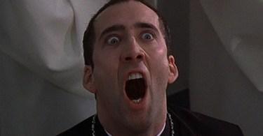 Nicolas Cage Face/Off