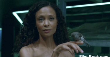 Thandie Newton Bird Westworld Contrapasso