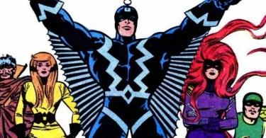 The Inhumans Comic