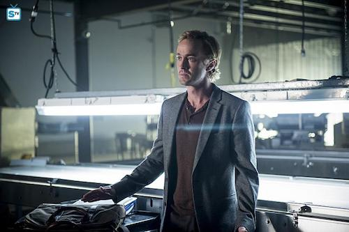 Tom Felton Killer Frost The Flash