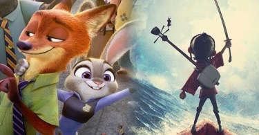 Zootopia & Kubo and the Two Strings