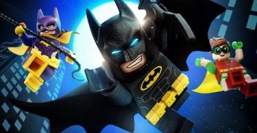 Batgirl Batman Robin The Lego Movie