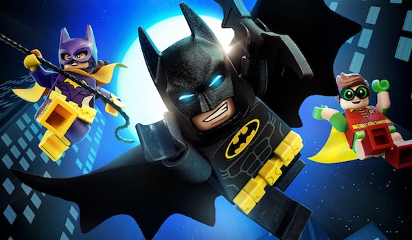 Batgirl Batman Robin The Lego Movie