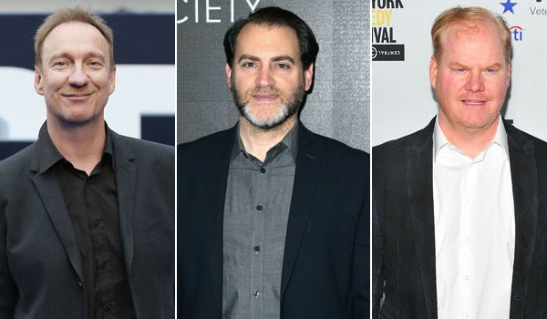 David Thewlis Michael Stuhlbarg Jim Gaffigan