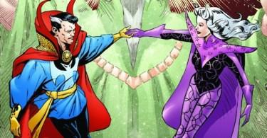 Doctor Strange Comic