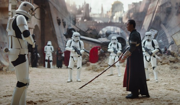 Donnie Yen Rogue One: A Star Wars Story