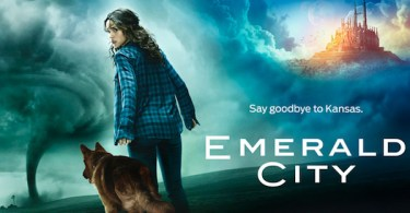 Emerald City TV Show Banner