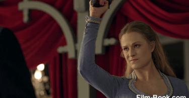 Evan Rachel Wood Killing Anthony Hopkins Westworld The Bicameral Mind