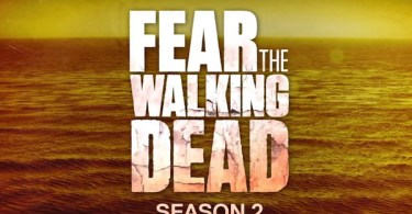 Fear the Walking Dead Season 2 Logo