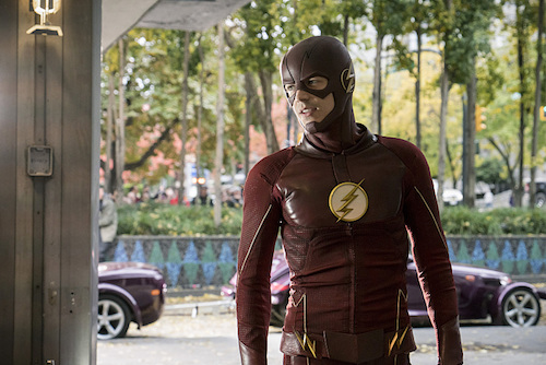 Grant Gustin The Present The Flash