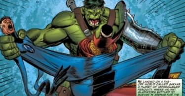 Hulk Comic