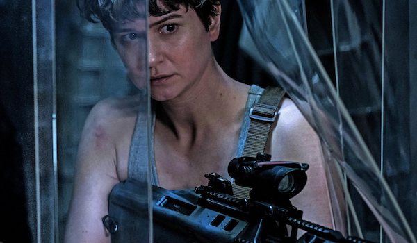 Katherine Waterston Alien: Covenant