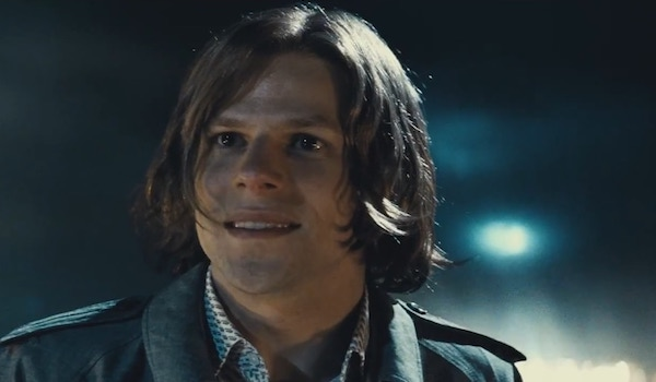 Lex Luthor Jesse Eisenberg Batman v Superman