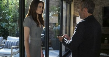 Mallory Jansen John Hannah Agents Of Shield