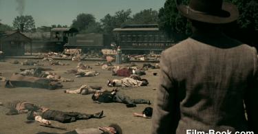 Massacre Westworld The Bicameral Mind