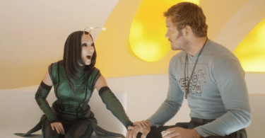 Pom Klementieff Chris Pratt Guardians of the Galaxy Vol. 2 Trailer