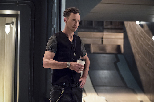 Tom Cavanagh The Present The Flash
