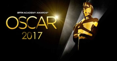 89th Academy Awards 2017 Oscars Logo