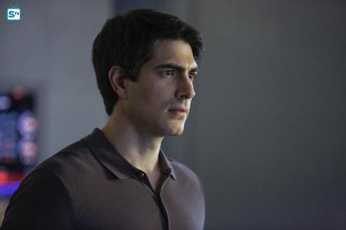 Brandon Routh Raiders of the Lost Art Legends of Tomorrow