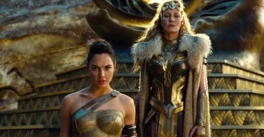 Gal Gadot Connie Nielsen Wonder Woman