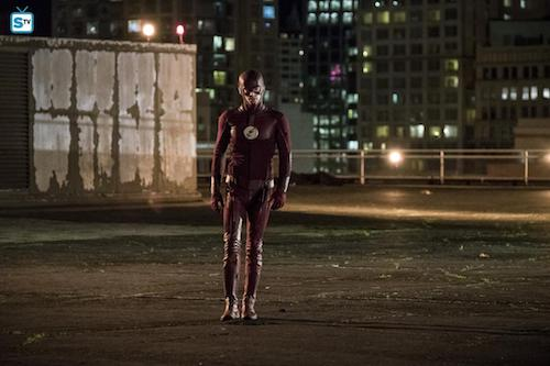 Grant Gustin Borrowing Problems From The Future The Flash