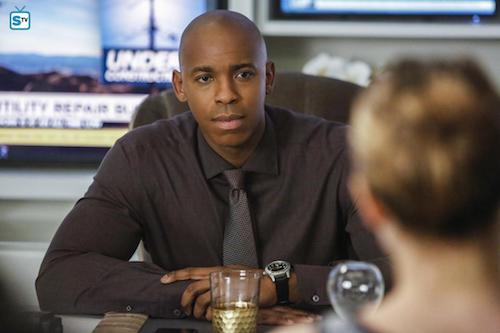 Mehcad Brooks We Can Be Heroes Supergirl