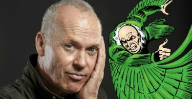 Michael Keaton Spider Man Comic