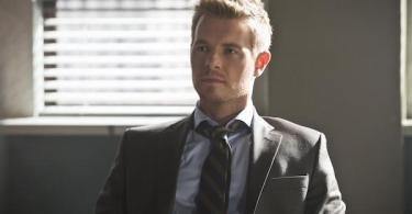 Rick Cosnett Eddie Thawne The Flash
