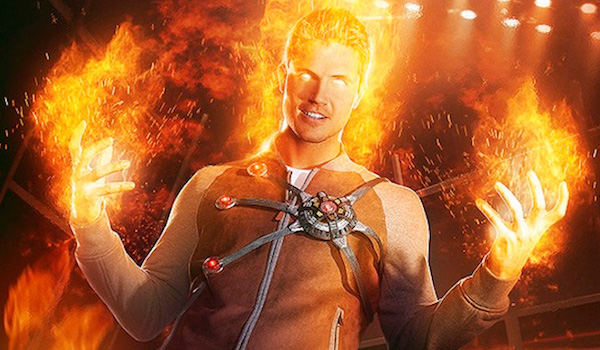 Robbie Amell Firestorm The Flash