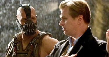 Tom Hardy Christopher Nolan The Dark Knight Rises