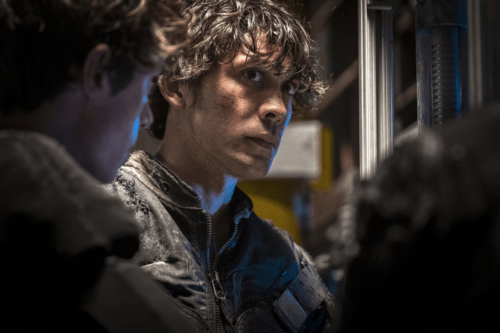 Bob Morley The 100 Heavy Lies the Crown
