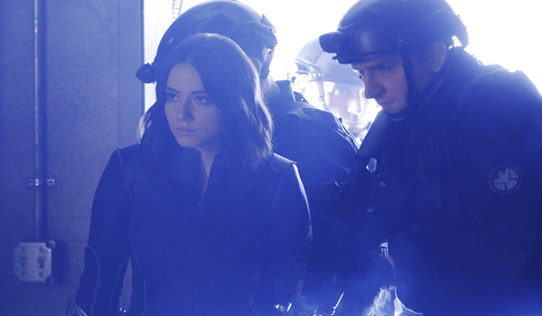 Chloe Bennet Agents of S.H.I.E.L.D. Boom