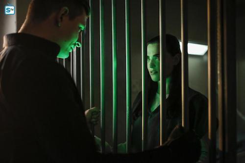 Frederick Schmidt Katie McGrath Luthors Supergirl