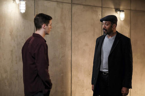 Grant Gustin Jesse L. Martin Untouchable The Flash
