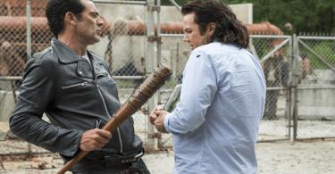 Jeffrey Dean Morgan Josh McDermitt The Walking Dead Hostiles & Calamities