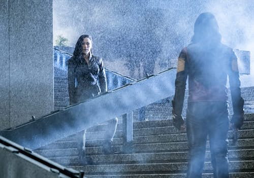 Jessica Camacho Carlos Valdés Attack on Central City The Flash