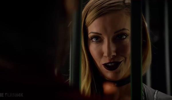 Katie Cassidy Black Siren Arrow