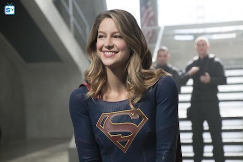 Melissa Benoist Homecoming Supergirl