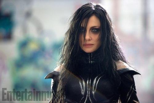 Cate Blanchett Thor: Ragnarok