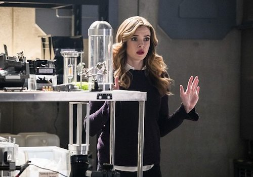 Danielle Panabaker Abra Kadabra The Flash