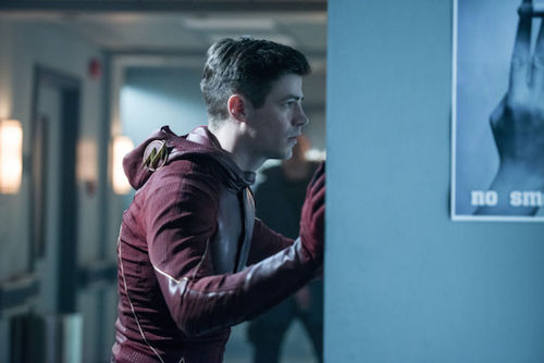 Grant Gustin Into the Speed Force The Flash