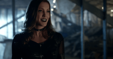 Katie Cassidy Black Siren Arrow
