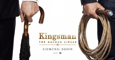Kingsman: The Golden Circle Header