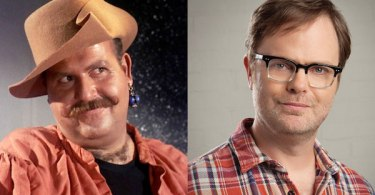 Rainn Wilson Harry Mudd