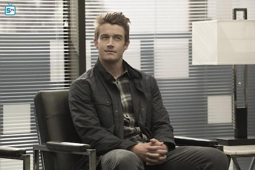 Robert Buckley Heaven Just Got a Little Bit Smoother iZombie
