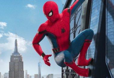Spider-Man: Homecoming UK Teaser Poster